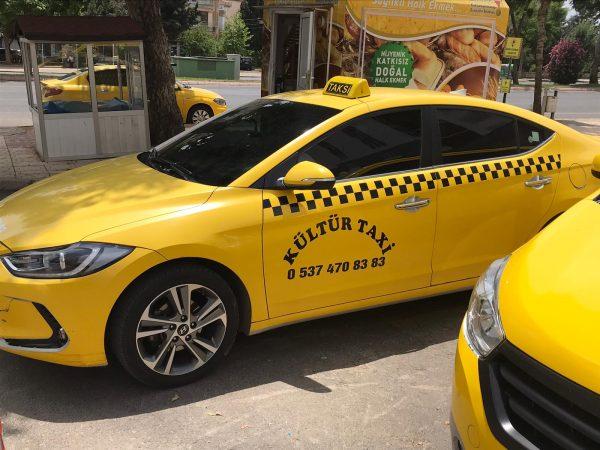 Kültür Taksi